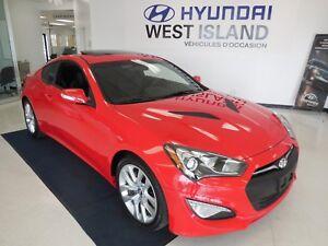 2015 Hyundai Genesis Coupe 3.8 Premium CUIR/TOIT/NAVI 97$/semain