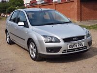 FORD FOCUS 1.6 PETROL EXCELLENT RUNNER!!! 1 YEAR MOT!!! VERY GOOD CAR!!