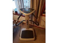 2x vibraplate machines for sale