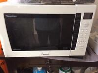 Panasonic Combination Microwave and Oven - John Lewis v good condition
