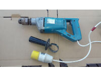 Hammer Drill, Makita, 110v, no case, £30, SR4 area. Lots of other power tools for sale.
