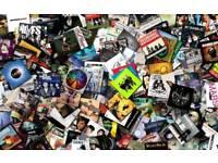 Vinyl & CDs
