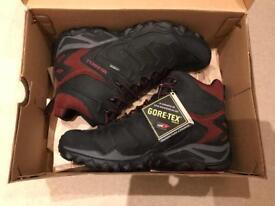 RRP £139.99 NEW MERRELL CHAMELEON SHIFT MID GORE-TEX WALKING BOOTS BRAND NEW WITH TAG