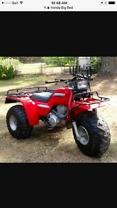 LOOKING FOR A MINT MINT HONDA BIG RED