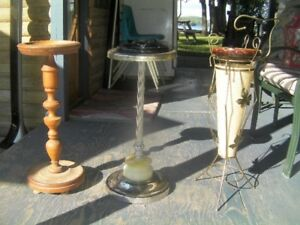 ashtray stands
