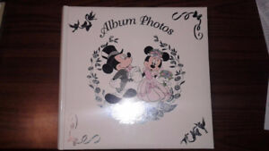 Album photo de mariage Disney Mickey et Minnie Mouse