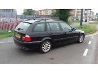 2005 BMW 320 ESTATE DIESEL 6 SPEED ( NOW JUST £1250 )
