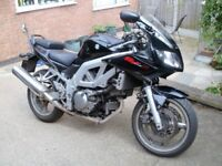 2004 SUZUKI SV 650 .... BREAKING FOR SPARES .. MOST PARTS AVAILABLE