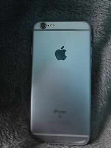 Silver iPhone 6s