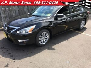 2014 Nissan Altima 2.5 S, Automatic, Steering Wheel Controls