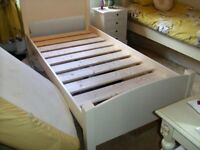 Hand made single beds by Warren Evans
