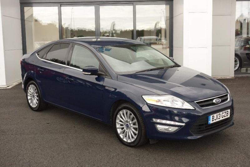 2013 Ford Mondeo 2.0 TDCi Zetec Business 5dr