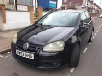 Volkswagen Golf 1.6 Gt 2004 bargain r32 alloys full heated leather seats... Not polo focus