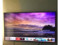 "Samsung 49"" 4k ultra HD smart led tv ue49ku6470 /with free extra"