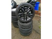 """Vauxhall Corsa D 17"""" limited edition alloys"""