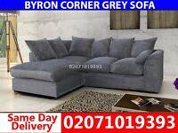 Grey Color Corner Sofa--Get It Today