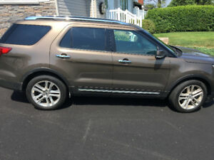 "Ford explorer 20"" tires, rims with tpms"
