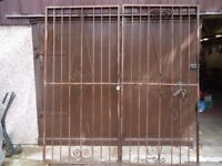 GATES / SECURITY GRILLS