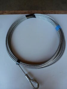 1/4 inch cable