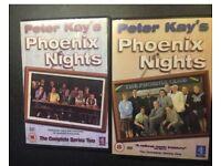 Phoenix Nights DVD