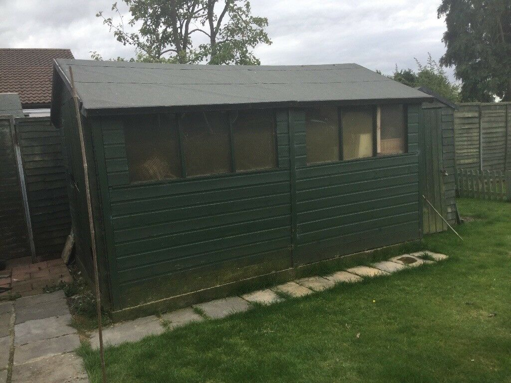 12ft x 8ft garden shed for sale - Garden Sheds Gumtree
