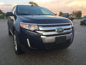 2011 Ford Edge SEL Leather AWD SunRoof  - BAD CREDIT ? CALL US !