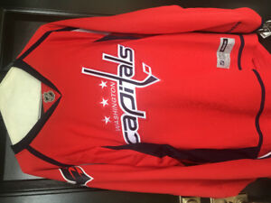 'New' Reebok Washington Capital Hockey Jersey