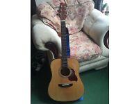East coast acoustic guitar