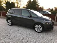 Citroen Grand C4 Picasso Exclusive HDi blue efficiency 65 plate