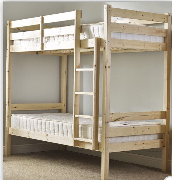 Heavy Duty Bunk Bed Suitable For Adults In Brentford London