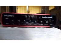 TC Electronic staccato 51 bass amp for sale