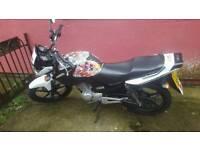 Yamaha ybr 125 14plate