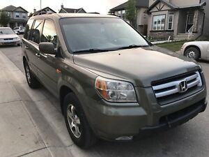 Honda Pilot 2008 fully loaded