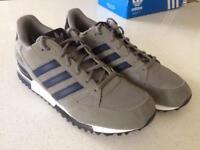 Adidas Originals ZX 750 trainers, size UK 8