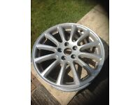 Alloy wheels for Jaguar X type
