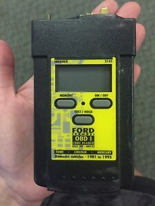 Ford OBD Code Reader