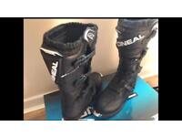 NEW O'Neal Motocross Boots Size 10
