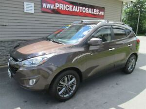 2014 Hyundai Tucson BACK-UP CAM-HEATED SEATS-FULL GLASS ROOF!!!