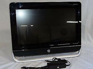 HP Pavilion All-in-One Touchscreen Desktop
