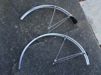 Bicycle full mudguards
