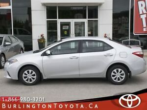 2014 Toyota Corolla CE UPGRADE