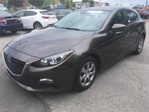 2014 Mazda Mazda3 GX-SKY A/C HATCHBACK 70,000KM BLUETOOTH