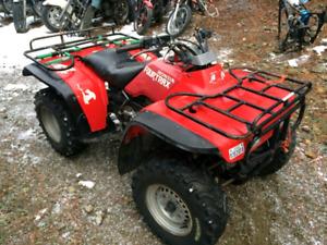 **WANTED** ATV'S  in need of repair
