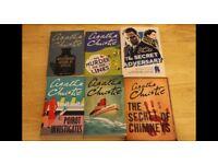 Agatha Christie book set