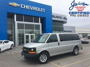 2012 Chevrolet Express LS AWD Passenger RARE ALL WHEEL DRIVE!!!