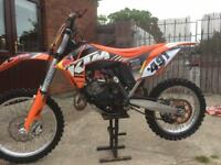 KTM 150 2011/12 not yz,rm,tm,kx or husky