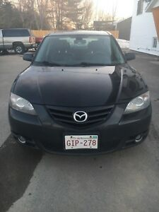 2006 Mazda 3 under great condition