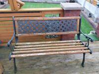 garden 3seater summer seat