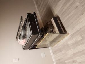 Multi-sided gas fireplace