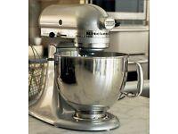 Kitchen aid artisan mixer 4.8l KSM150